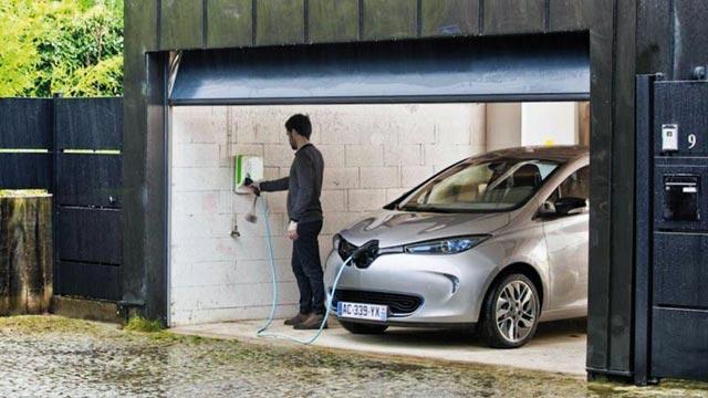 ¿Que necesitas para instalar un punto de carga para un coche eléctrico?